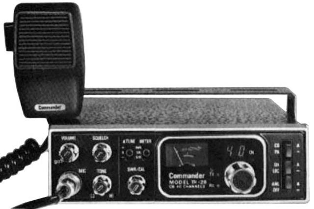Commander TR-28 (Mobile) Comman12
