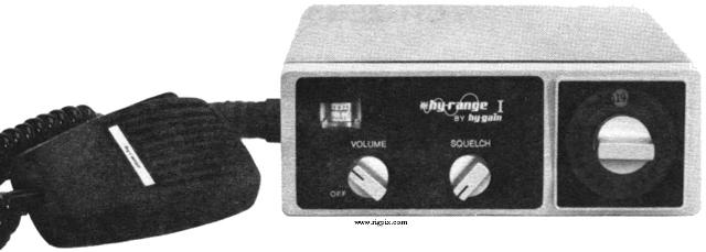 Hy-Gain Hy-Range I (670B) (Mobile) Hygain32