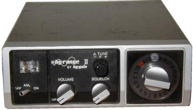 Hy-Gain Hy-Range II  (671) (Mobile) Hygain33