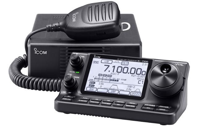 Icom IC-7100 Ic710010