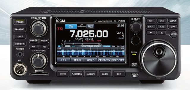 Icom IC-7300 Icom_i12