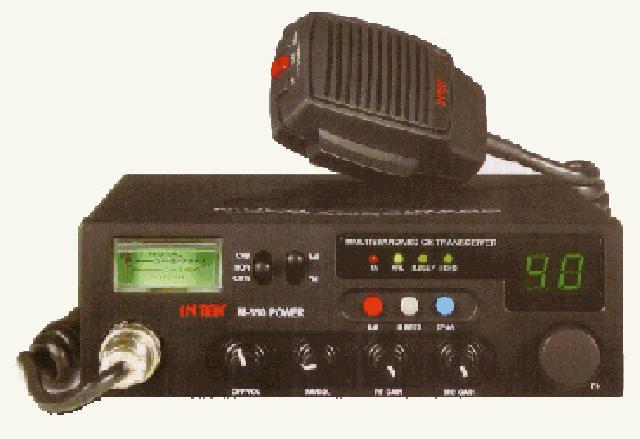 Tag power sur La Planète Cibi Francophone M55010