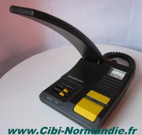 Sadelta - Sadelta Bravo Pro (Micro de table) Micro-12