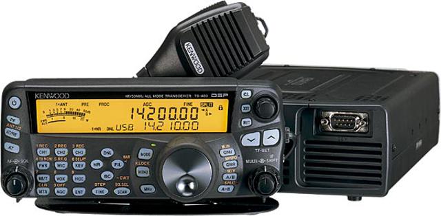 Kenwood TS-480SAT Ts-48010