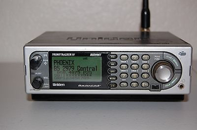 Bearcat - Uniden Bearcat TrunkTracker IV BCD996T (scanners) Uniden14