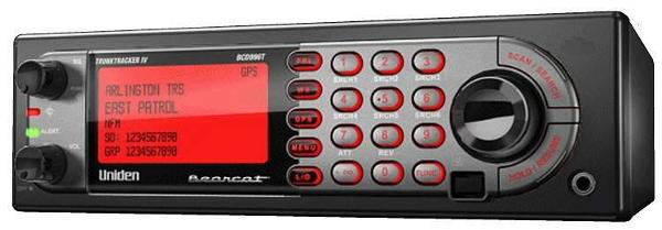 Bearcat - Uniden Bearcat TrunkTracker IV BCD996T (scanners) Uniden15