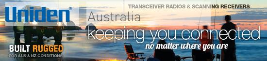 Tag australie sur La Planète Cibi Francophone Uniden16