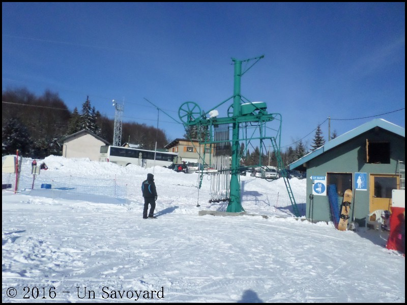 Tapis Espace Kids - La Féclaz (Savoie Grand Revard) Gare_a10