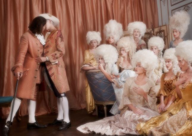 """Marie-Antoinette dans la série """"Decadence"""" Ztot13"""