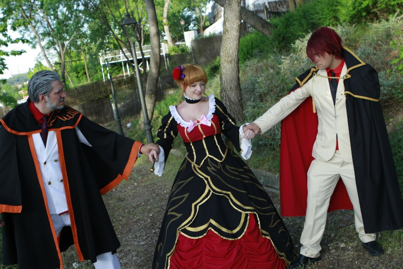 UMINEKO NO NAKU KORO NI CHIRU: group [MAYO 2015] _mg_7113