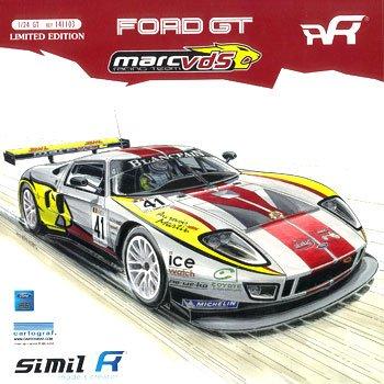 #1 : Ford GT1 Marc VDS 51jspb10