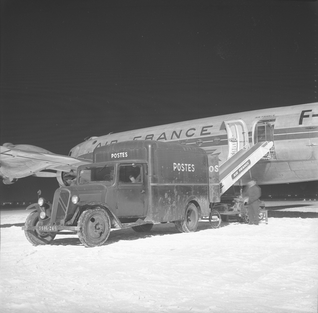CITROËN d' aeroport Camion11