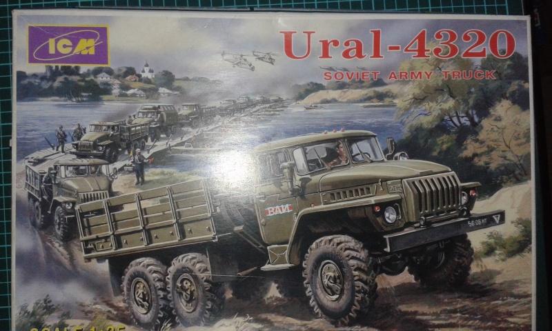 Ural 4320 (ICM - 1/35e) 20160141