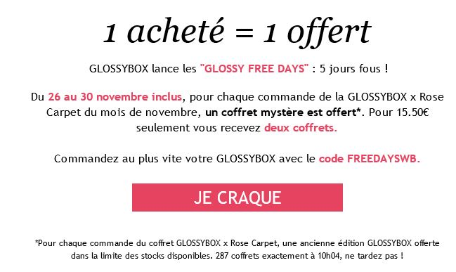[Décembre 2015] Glossybox  - Page 2 Glossy10
