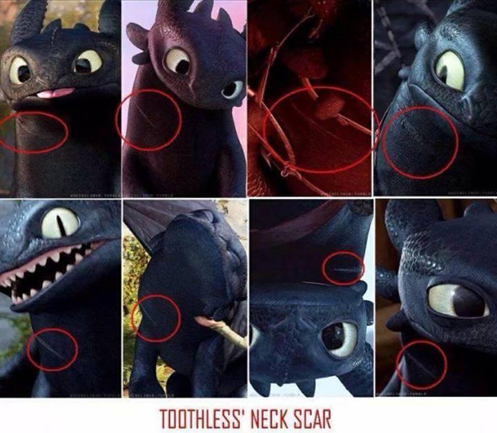 Les détails dans les films Dragons et la série tv... - Page 9 11149310