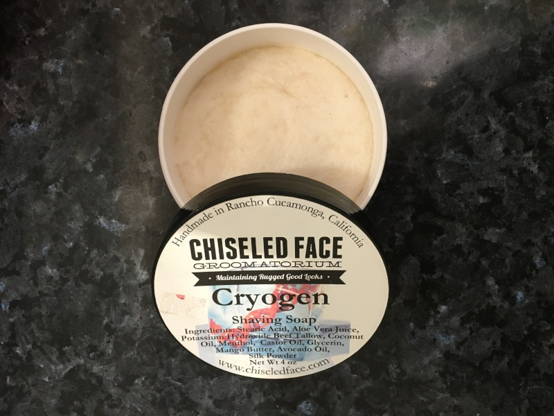 Chiseled Face Cryogen  Image23