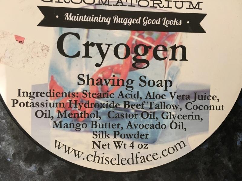 Chiseled Face Cryogen  Image24