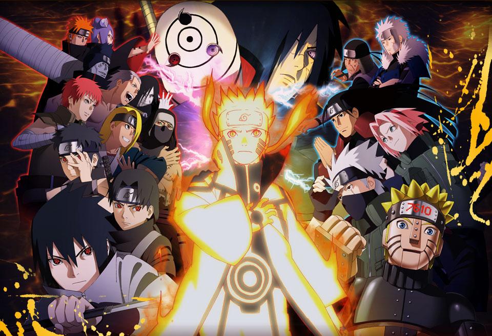 Rol Naruto Revolution