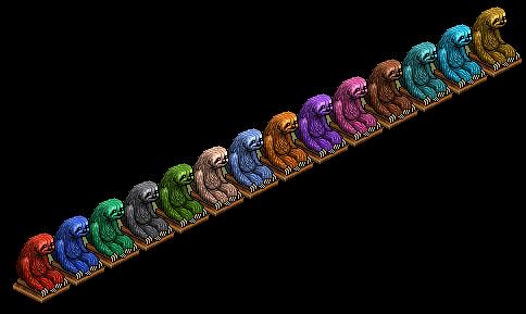Quali sono tutti i bradipi? Scher256