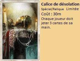 Liste des cartes Illusion Calice11