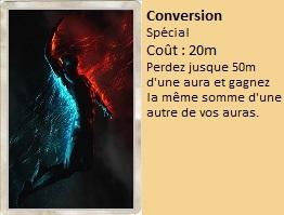 Liste des cartes Illusion Conver10