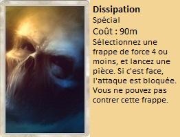 Liste des cartes Illusion Dissip10