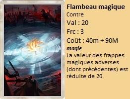 Liste des cartes Illusion Flambe10
