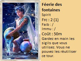 Liste des cartes Illusion Fyerie10