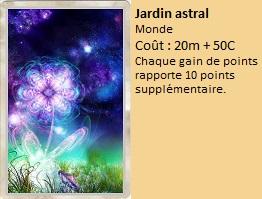 Liste des cartes Illusion Jardin10