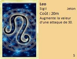 Liste des cartes Illusion Leo10