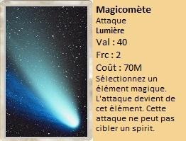 Liste des cartes Illusion Magico10
