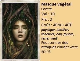 Liste des cartes Illusion Masque11