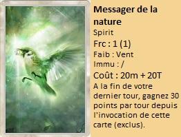 Liste des cartes Illusion Messag10