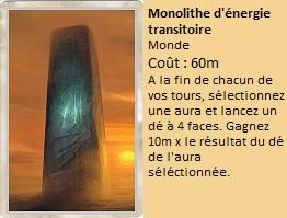 Liste des cartes Illusion Monoli10
