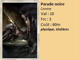 Liste des cartes Illusion Parade10