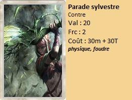 Liste des cartes Illusion Parade11