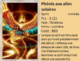 Liste des cartes Illusion Phynix10