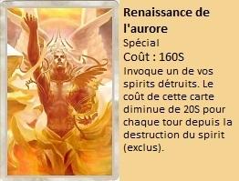 Liste des cartes Illusion Renais10