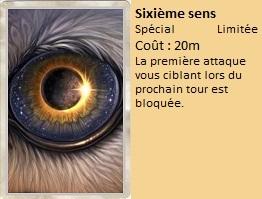 Liste des cartes Illusion Sixiym10
