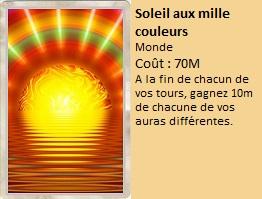 Liste des cartes Illusion Soleil10