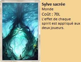 Liste des cartes Illusion Sylve_10