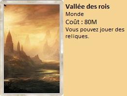 Liste des cartes Illusion Vallye10