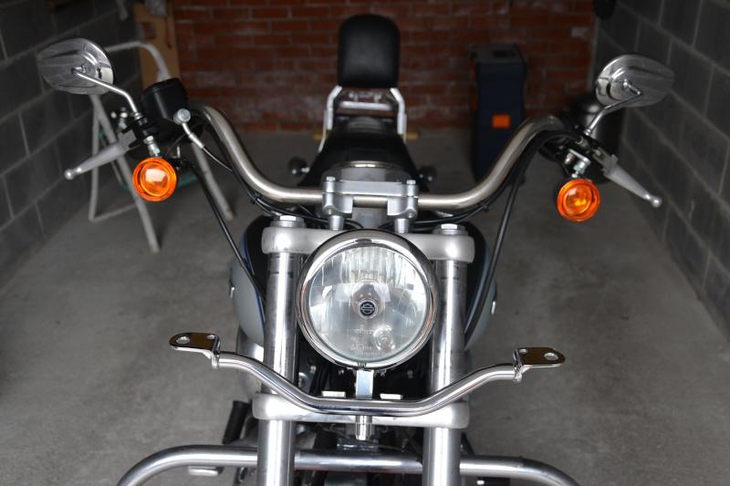 Transformation éclairage et look DYNA Superglide FXDC 610