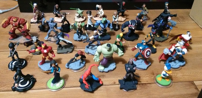 *Disney Infinity Toys* - Topic officiel Disinf11