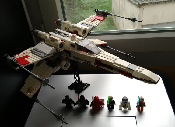 [TOYS] Et toi, tu collectionnes quoi ? - Page 3 Xwing10