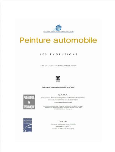 Peinture Automobile 210