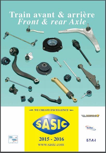 Catalogue Train avant et Arrière 2015-2016 Sasic12