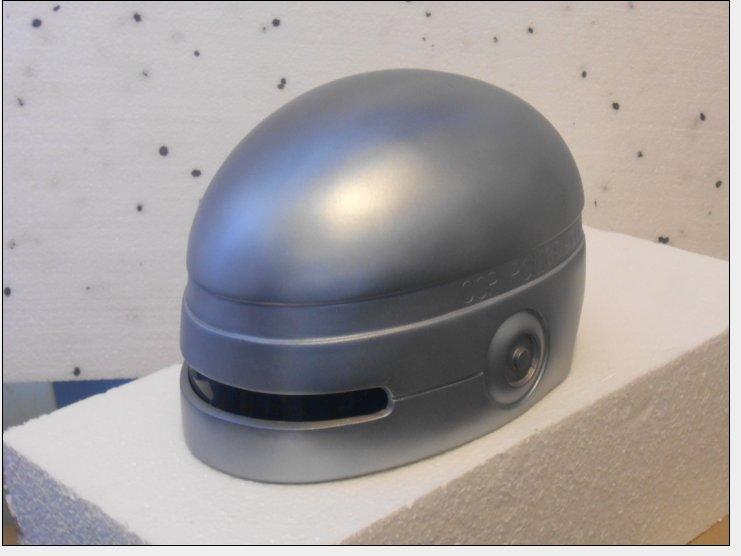 Robocop buste life size by J-P Reuchet  Vi110