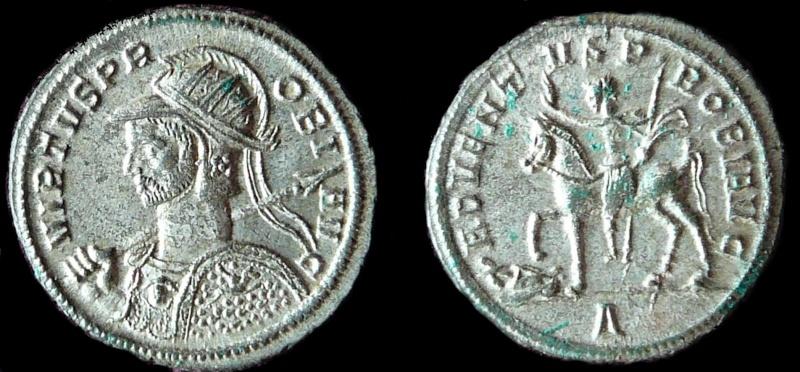 aurelianus Probus Cyzique Essai10