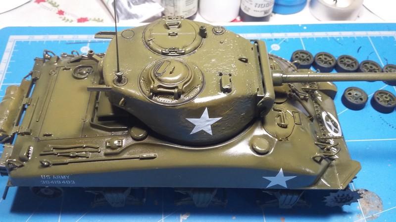 Sherman - SHERMAN M4 A1 76 mm (ITALERI 1/35) 002_510